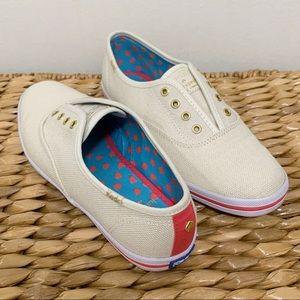 Kate Spade X Keds Laceless Sneakers
